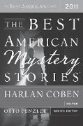 Cover-Bild zu Coben, Harlan (Hrsg.): Best American Mystery Stories 2011 (eBook)