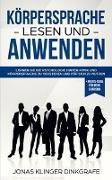 Cover-Bild zu Klinger-Dinkgrafe, Jonas: Köpersprache lesen und anwenden