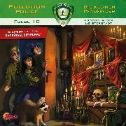 Cover-Bild zu Topf, Markus: Pollution Police, Folge 10: Voodoo in der Geisterstadt (Audio Download)