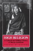 Cover-Bild zu Ortner, Sherry B.: High Religion (eBook)