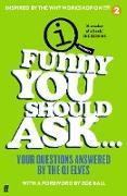Cover-Bild zu Elves, Qi: Funny You Should Ask (eBook)