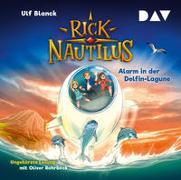 Cover-Bild zu Blanck, Ulf: Rick Nautilus - Teil 3: Alarm in der Delfin-Lagune