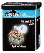 Cover-Bild zu Blanck, Ulf: Die drei ??? Storycards - Spuk im Schloss
