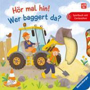 Cover-Bild zu Grimm, Sandra: Hör mal hin! Wer baggert da?