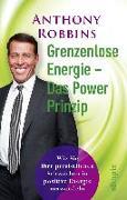 Cover-Bild zu Robbins, Anthony: Grenzenlose Energie - Das PowerPrinzip