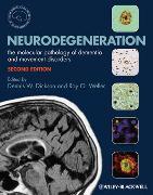 Cover-Bild zu Dickson, Dennis (Hrsg.): Neurodegeneration