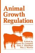 Cover-Bild zu Campion, Dennis R. (Hrsg.): Animal Growth Regulation
