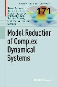 Cover-Bild zu Hinze, Michael (Hrsg.): Model Reduction of Complex Dynamical Systems (eBook)