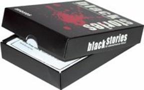 Cover-Bild zu black stories von Bösch, Holger