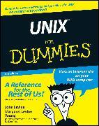Cover-Bild zu Levine, John R.: UNIX For Dummies (eBook)