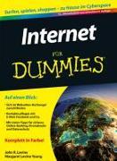 Cover-Bild zu Levine, John R.: Internet für Dummies