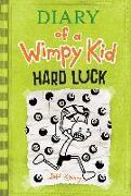 Cover-Bild zu Kinney, Jeff: Diary of a Wimpy Kid 08. Hard Luck