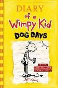Cover-Bild zu Kinney, Jeff: Dog Days (Diary of a Wimpy Kid #4)