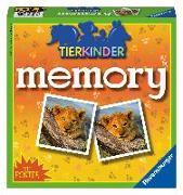 Cover-Bild zu Tierkinder Memory