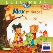 Cover-Bild zu Tielmann, Christian: LESEMAUS 96: Max im Herbst
