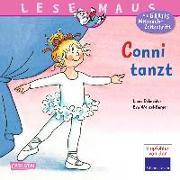 Cover-Bild zu Schneider, Liane: Conni tanzt