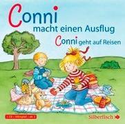Cover-Bild zu Schneider, Liane: Conni macht einen Ausflug / Conni geht auf Reisen