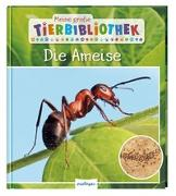 Cover-Bild zu Gutjahr, Axel: Meine große Tierbibliothek: Die Ameise