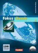 Cover-Bild zu Fokus Chemie 1. Schülerbuch. NW von Arndt, Barbara