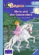 Cover-Bild zu Merle und das Geisterpferd von Peters, Barbara