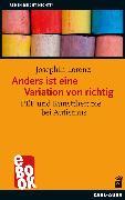 Cover-Bild zu Lorenz, Josephin: Anders ist eine Variation von richtig (eBook)