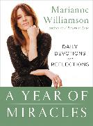 Cover-Bild zu Williamson, Marianne: A Year of Miracles