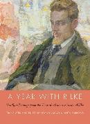 Cover-Bild zu Barrows, Anita: A Year with Rilke