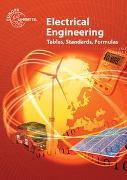 Cover-Bild zu Electrical Engineering Tables, Standards, Formulas von Häberle, Heinz O.