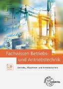 Cover-Bild zu Fachwissen Betriebs- und Antriebstechnik von Fritsche, Hartmut