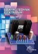 Cover-Bild zu Elektrotechnik Elektronik von Buchholz, Günther