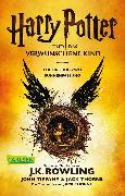 Cover-Bild zu Rowling, J.K.: Harry Potter und das verwunschene Kind. Teil eins und zwei (Bühnenfassung) (Harry Potter )