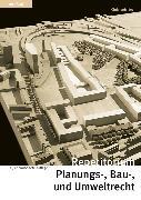 Cover-Bild zu Repetitorium Planungs-, Bau- und Umweltrecht