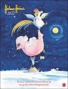 Cover-Bild zu Heine, Helme: Helme Heine Edition Kalender 2022