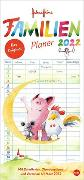 Cover-Bild zu Heine, Helme: Helme Heine Familienplaner Kalender 2022