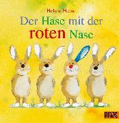 Cover-Bild zu Heine, Helme: Der Hase mit der roten Nase