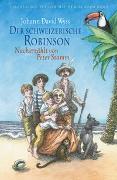 Cover-Bild zu Wyss, Johann David: Der schweizerische Robinson. Nacherzählt von Peter Stamm