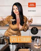 Cover-Bild zu Mademoiselle Nicolette: Sexy & Simple. Gute Hausmannskost, so einfach wie noch nie
