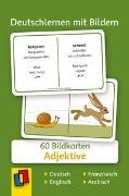 Cover-Bild zu Redaktionsteam Verlag an der Ruhr: Deutschlernen mit Bildern: Adjektive