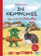 Cover-Bild zu Roeder, Annette: Erst ich ein Stück, dann du - Die Krumpflinge - Egon und der Schulausflug