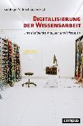 Cover-Bild zu Digitalisierung der Wissensarbeit (eBook) von Rychner, Marianne (Beitr.)