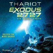 Cover-Bild zu Exodus 2727 - Die letzte Arche (Audio Download) von Thariot