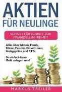Cover-Bild zu Treiler, Markus: Aktien für Neulinge