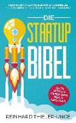 Cover-Bild zu Thieler-Unge, Reinhard: Die Startup Bibel