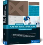 Cover-Bild zu Kühnel, Andreas: C# 8 mit Visual Studio 2019