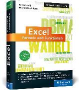 Cover-Bild zu Held, Bernd: Excel - Formeln und Funktionen