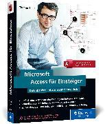 Cover-Bild zu Theis, Thomas: Microsoft Access für Einsteiger