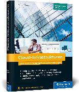 Cover-Bild zu Stender, Daniel: Cloud-Infrastrukturen