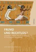 Cover-Bild zu Coskun, Altay (Hrsg.): Fremd und rechtlos? (eBook)