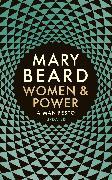Cover-Bild zu Beard, Mary: Women & Power