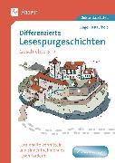 Cover-Bild zu Differenzierte Lesespurgeschichten Geschichte 5-7 von Kaufhold, Angelika